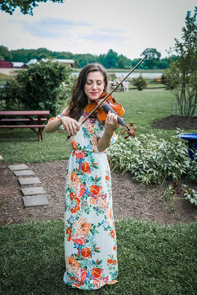 Violinist Philadelphia