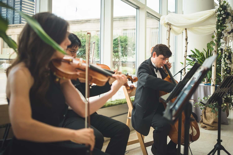 Wedding Musicians Philadelphia | Miss Musique