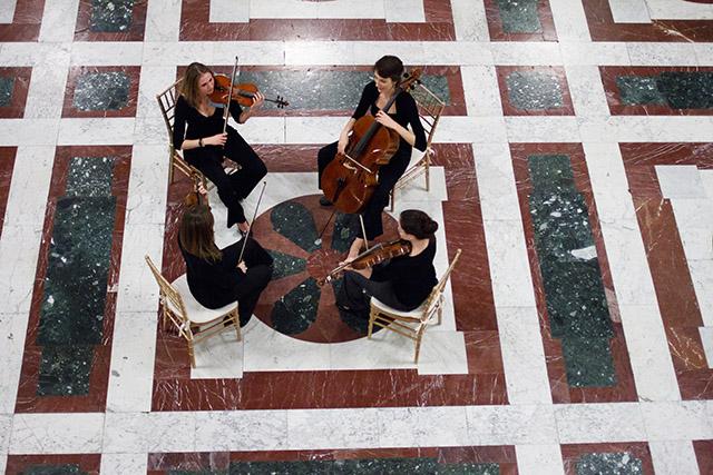 Philadelphia Quartet
